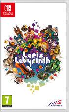 Carátula Lapis x Labyrinth para Nintendo Switch