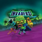 Carátula 8-Bit Invaders! para PlayStation 4