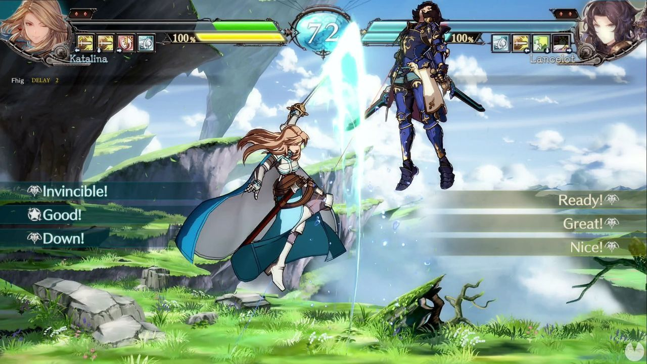 Granblue Fantasy Versus delayed its japanese release until February of 2020