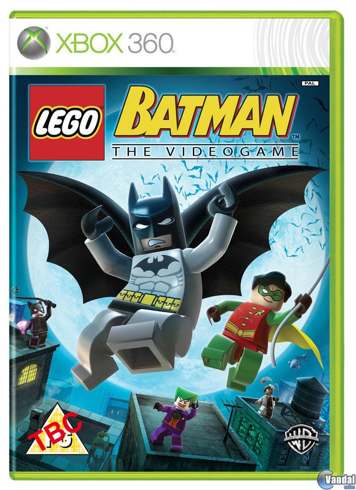 Lego batman toda la informaci n xbox 360 ps2 ps3 psp for Videos de lego batman