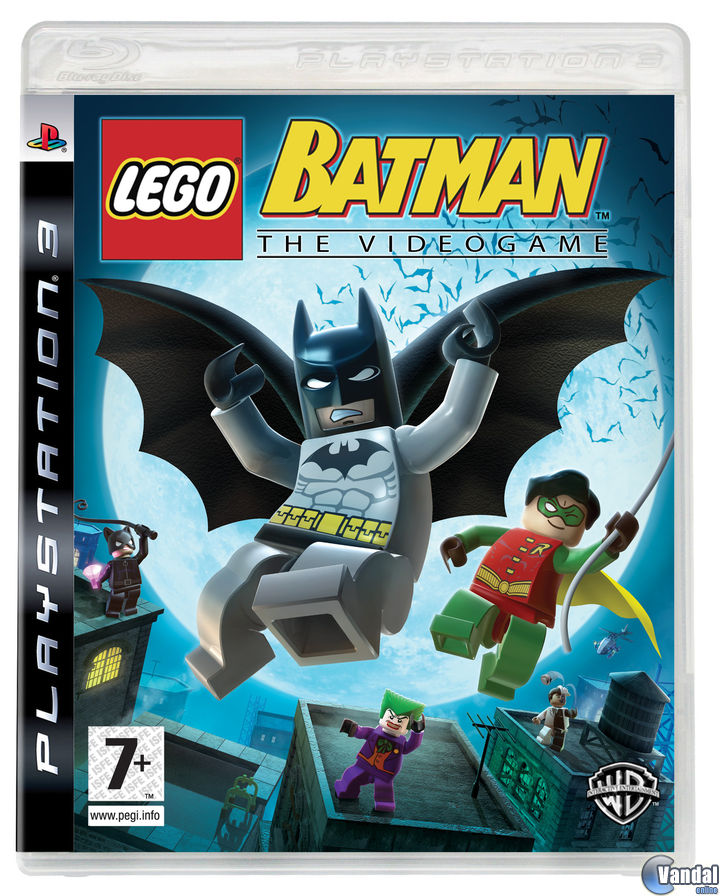 Trucos lego batman ps3 claves gu as for Codigos de lego batman