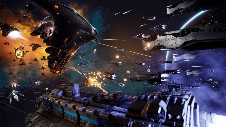 Así es Aether Engine: un battle royale para 10.000 jugadores simultáneos