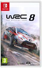 Carátula WRC 8 para Nintendo Switch