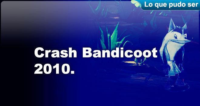 Crash Bandicoot 2010