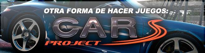 Otra forma de hacer juegos: Project Cars