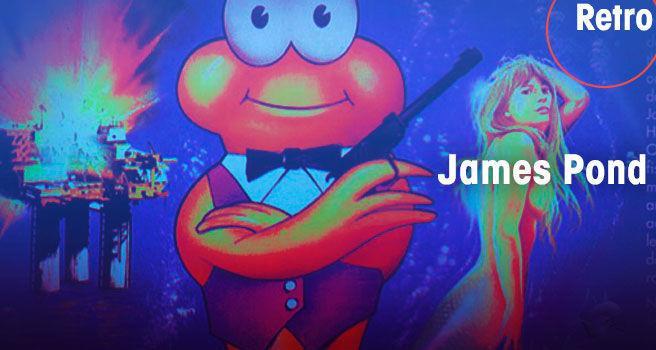 Saga James Pond