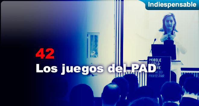 Los juegos de Pad Congress