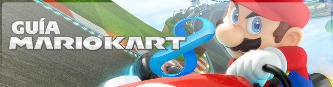 Guía de Mario Kart 8
