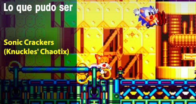 Sonic Crackers (Knuckles' Chaotix)