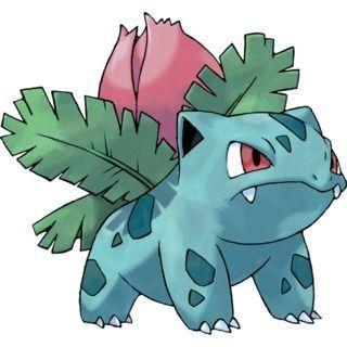 Ivysaur Pokémon GO