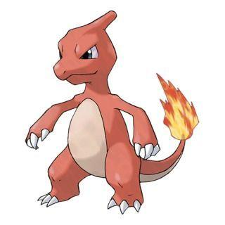 Charmeleon Pokémon GO