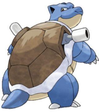 Blastoise Pokémon GO