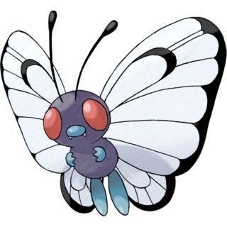 Butterfree Pokémon GO