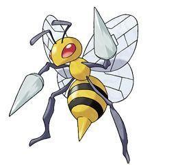 Beedrill Pokémon GO