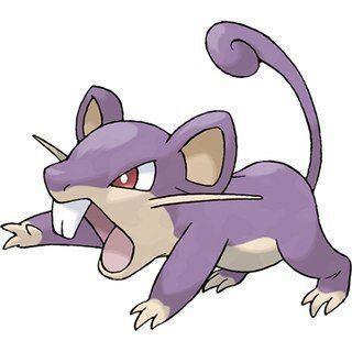 Rattata Pokémon GO