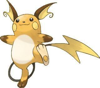 Raichu Pokémon GO