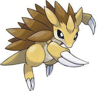 Sandslash Pokémon GO