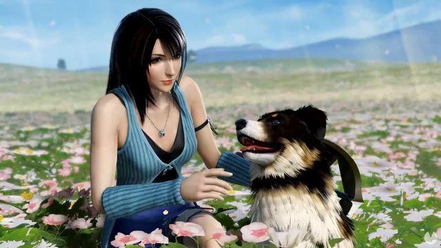 Rinoa de Final Fantasy VIII llegará a Dissidia Final Fantasy NT