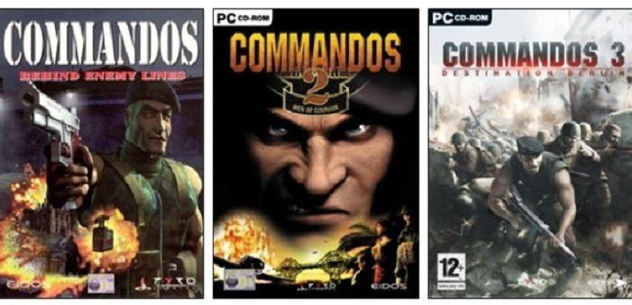 Kalypso adquiere la saga Commandos y lanzará nuevas entregas y remasters