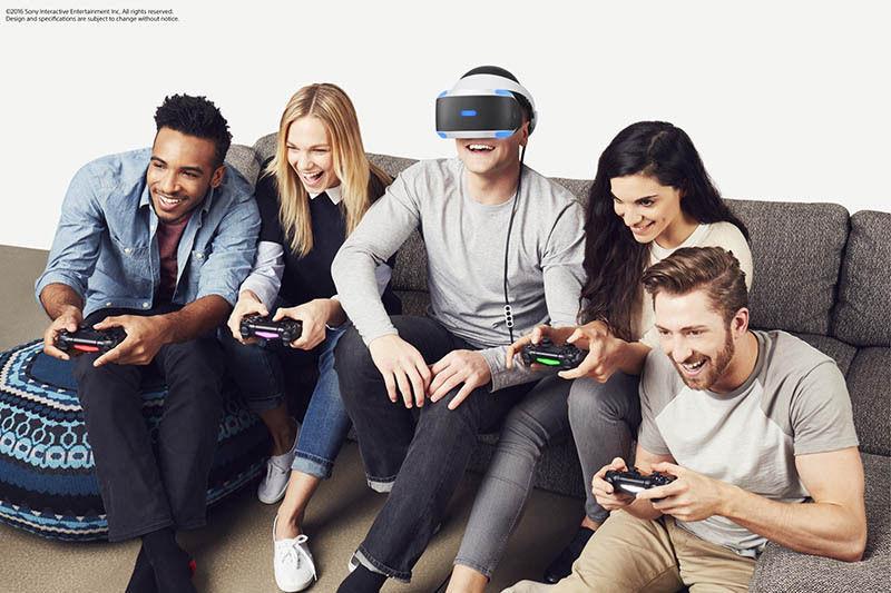 Identity Corp PlayStation VR abrirá sus puertas en Madrid mañana viernes