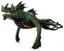 Subnautica, Monstruos, Criaturas, Animales, Peces, Carnívoros, Dragón Marino