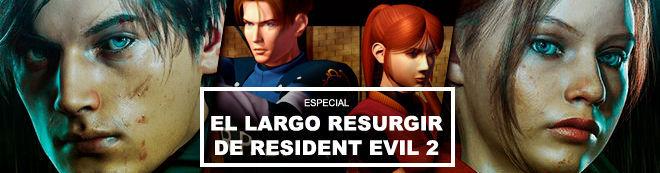 El largo resurgir de Resident Evil 2