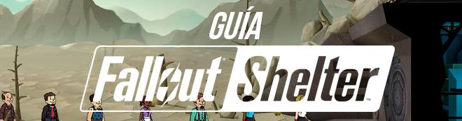 Guía Fallout Shelter, trucos y consejos