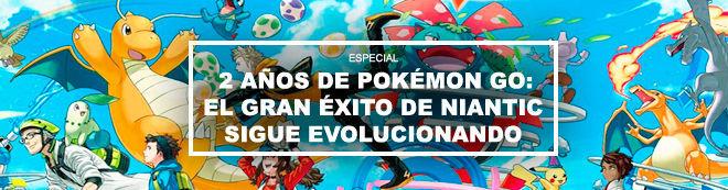 2 años de Pokémon GO: El gran éxito de Niantic sigue evolucionando