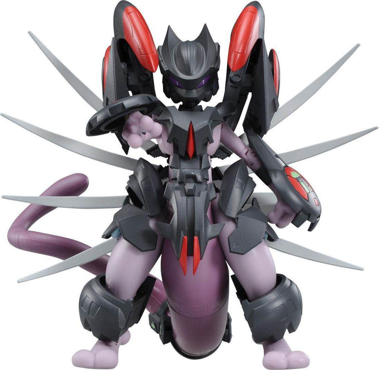Takara Tomy shows your figure of Mewtwo Battleship