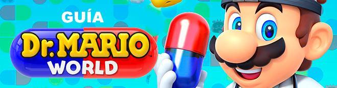 Guía Dr. Mario World, trucos y consejos