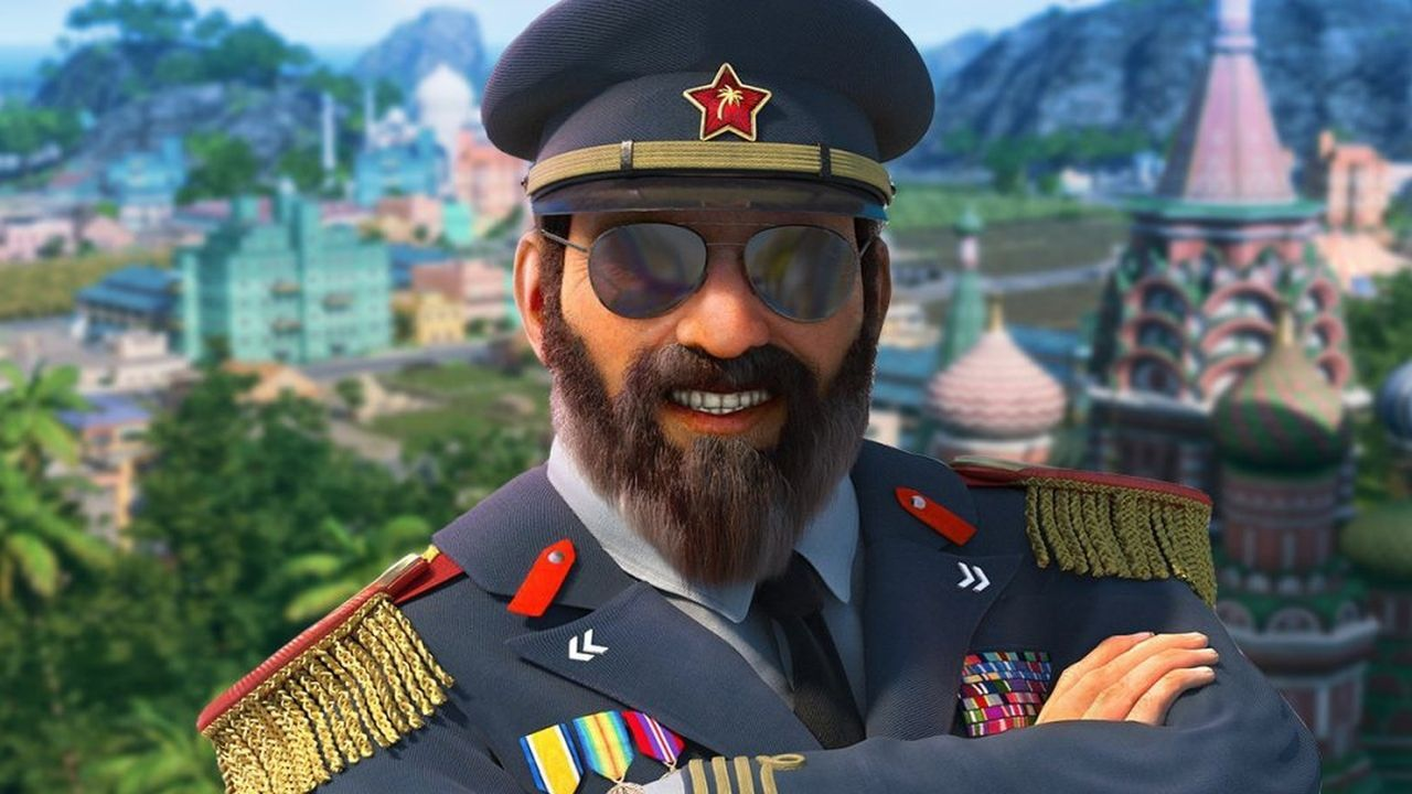 The strategy of Tropico 6 comes to PS4 and Xbox One on the 27th of September