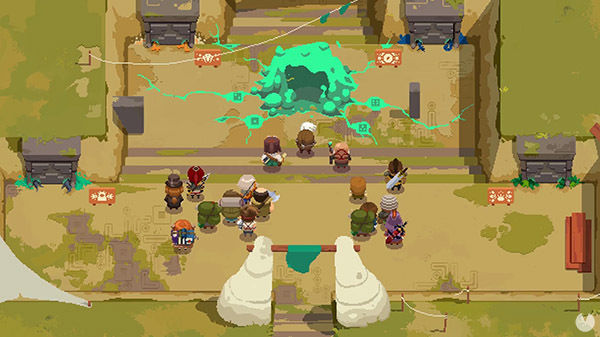 Moonlighter receives the content Between the Dimensions on the 23rd of July in PC