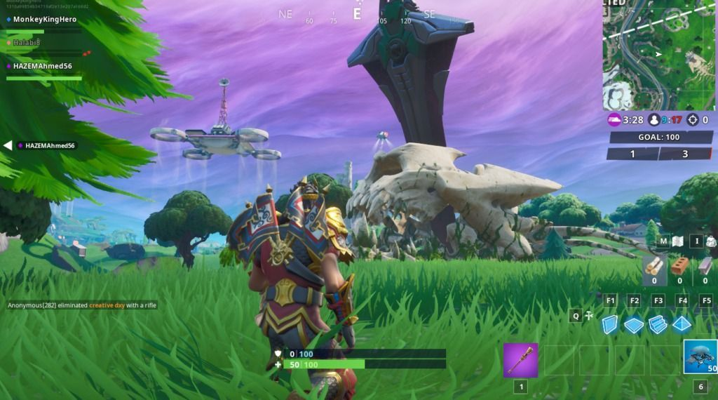 Fortnite: So it has changed the map after the epic battle between Cattus and Doggus
