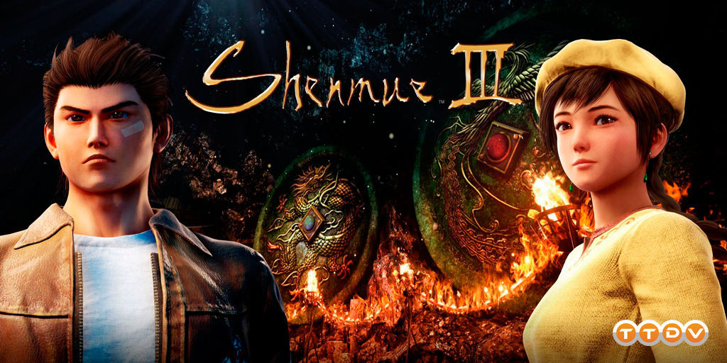 Shenmue III can already be reserved in Your Games Store