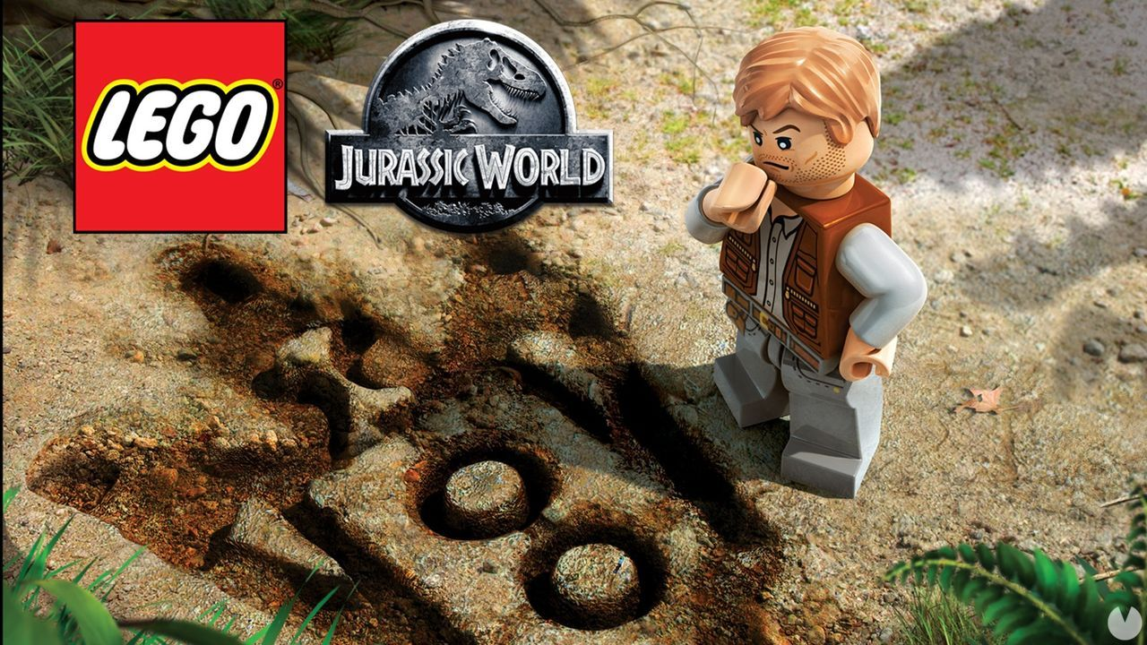LEGO Jurassic World will Nintendo Switch