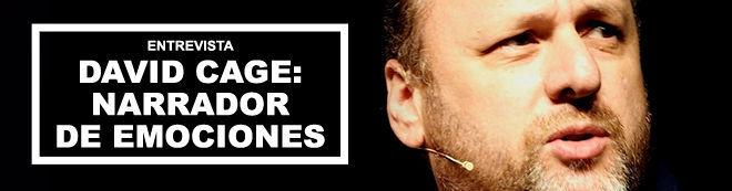 Entrevista David Cage: Narrador de emociones