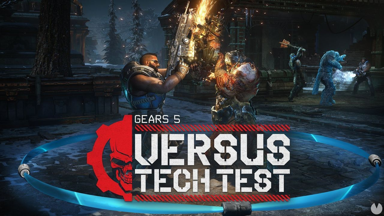 The technical test of the Gears 5 will arrive on July 19 with 3 modes of game
