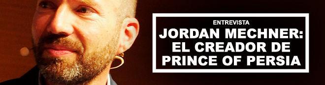 Entrevista Jordan Mechner: El creador de Prince of Persia