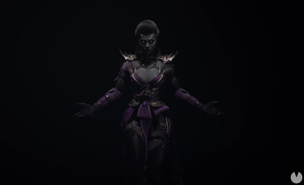 Mortal Kombat 11: Sindel unveils his final appearance in the video game