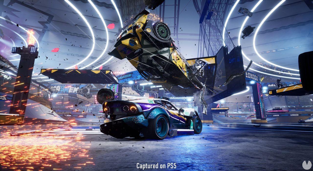 Destruction AllStars brille dans de nouvelles images capturées directement dans PS5