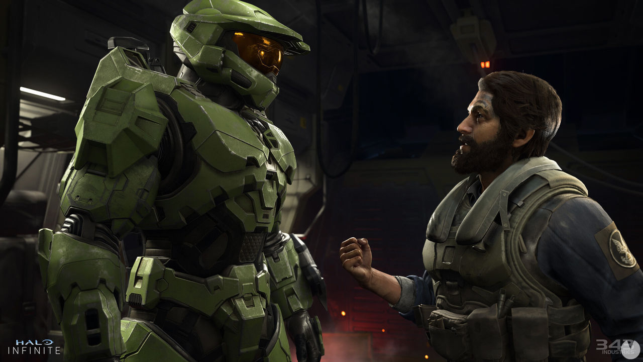 "The criticisms of Halo Infinite ""being heard"", says director narrative"