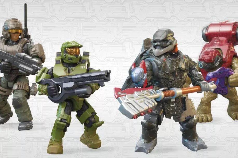 Halo Infinite: Mega Blocks podría haber hecho spoiler de la muerte de un personaje