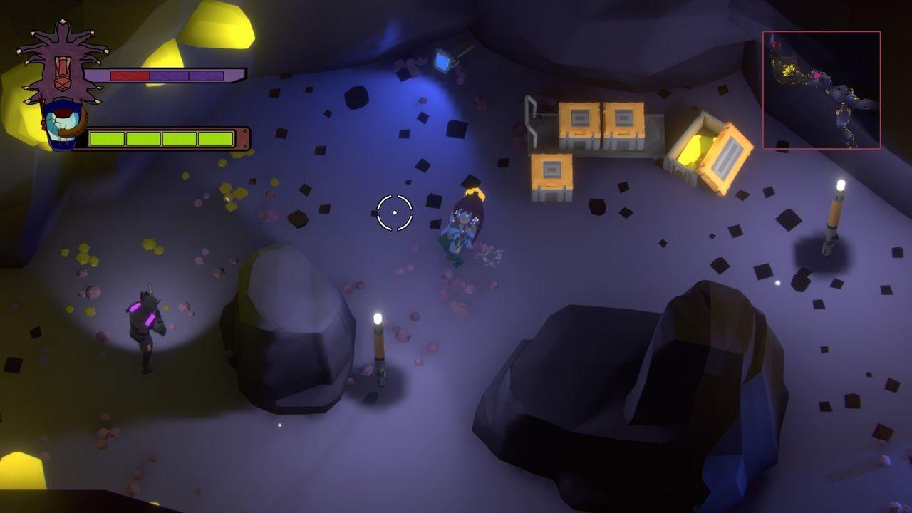 Locas carreras de coches y aliens absorbementes entre los juegos de grado de U-tad