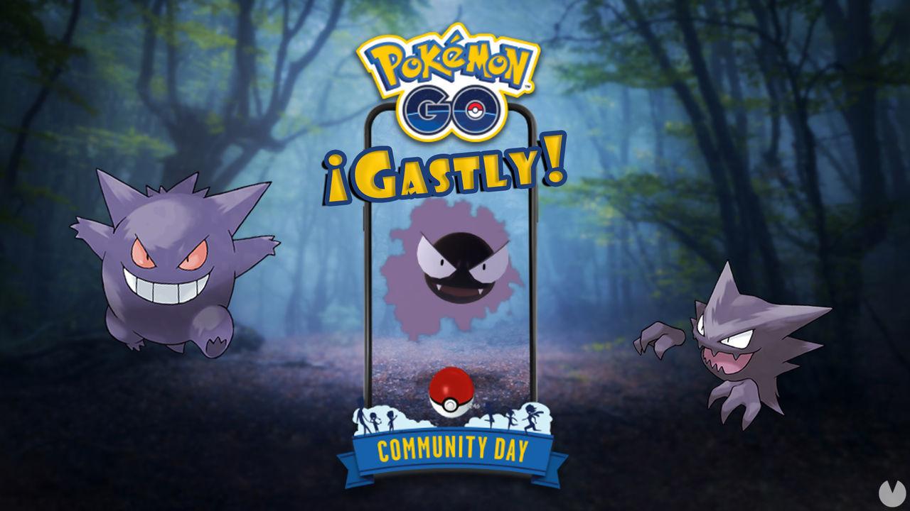 Pokémon Go: Día de la Comunidad de Gastly (julio); fecha y todos los detalles