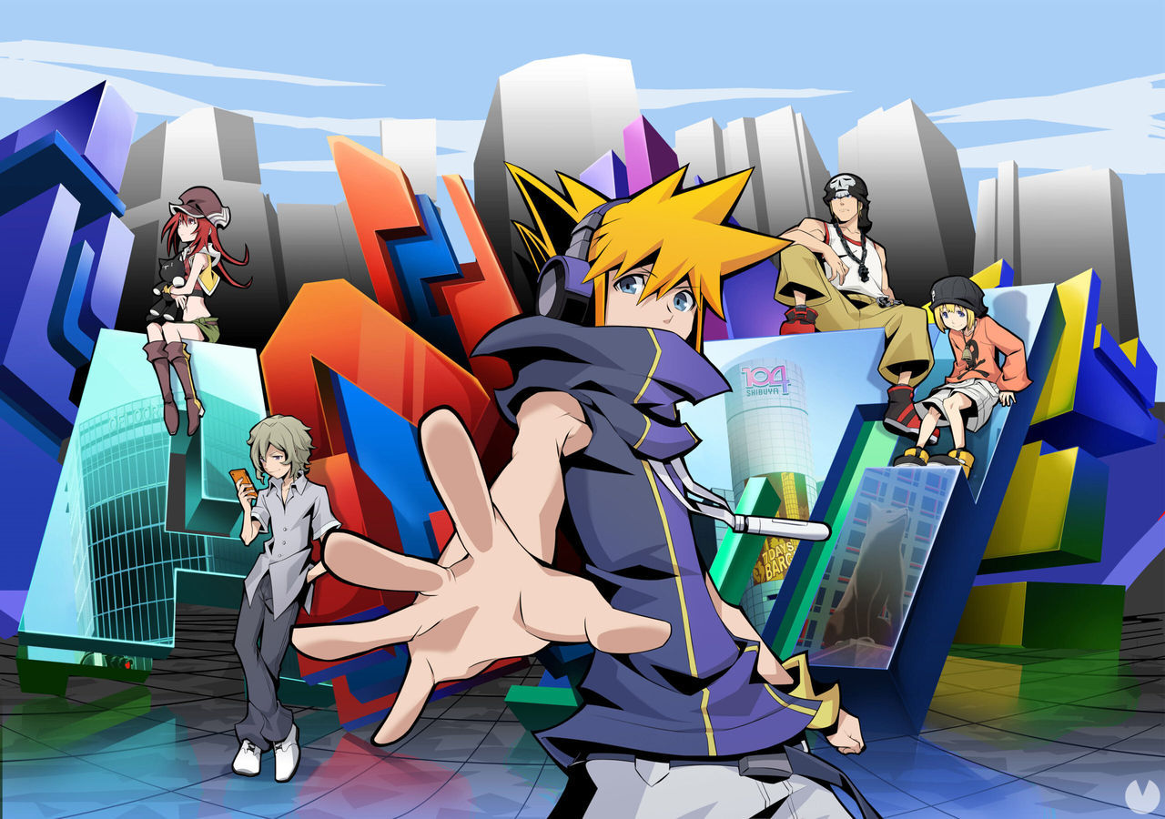 The World Ends With You: The Animation estrena su primer tráiler