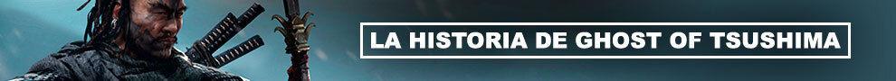Historia de Ghost of Tsushima