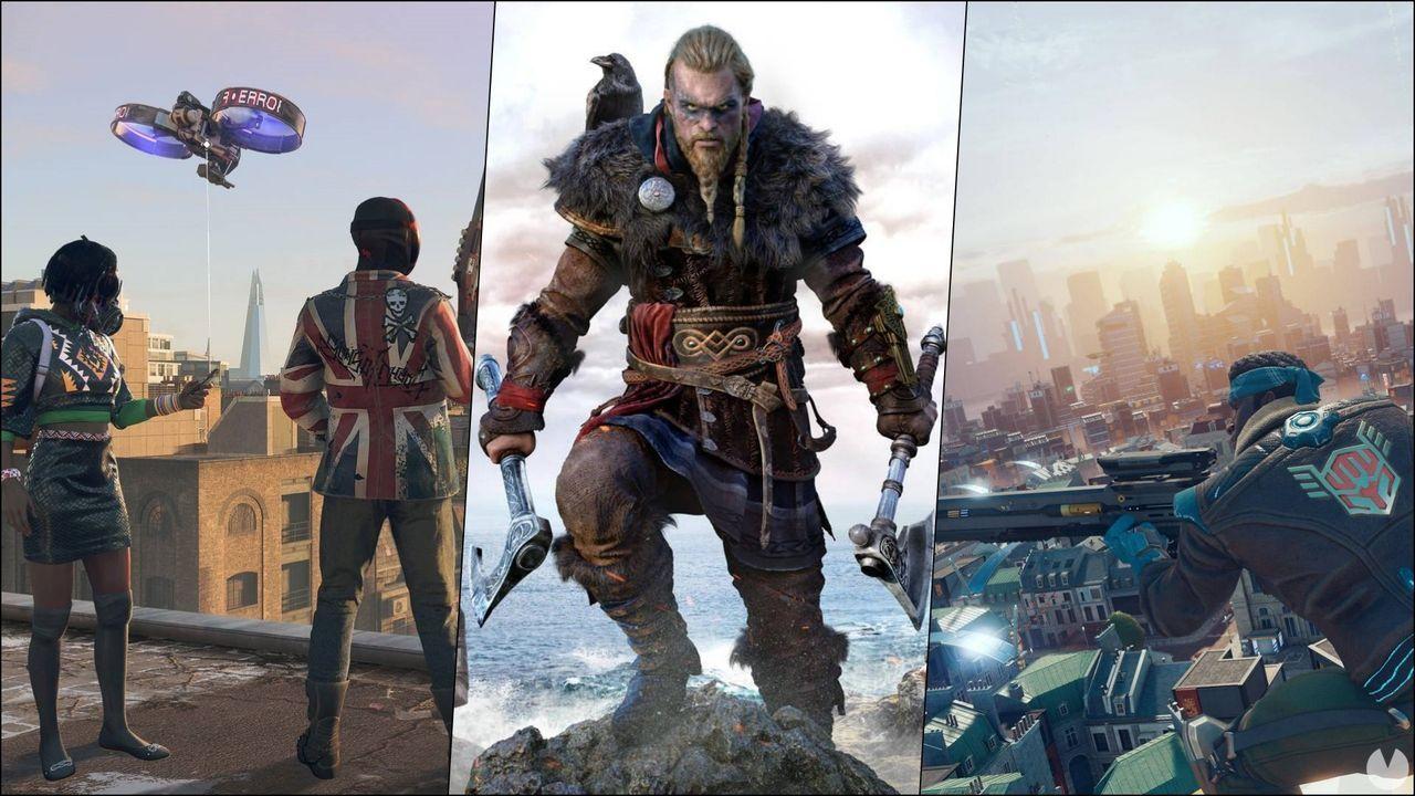 """Ubisoft Avant de promesses pour la colombie-britannique Valhalla, Watch Dogs Légion et """"quelques autres surprises"""""""