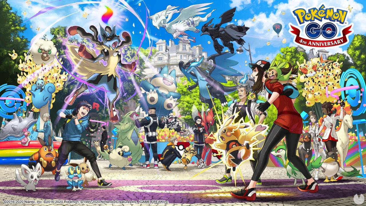 Pokémon GO anticipo sexta generación