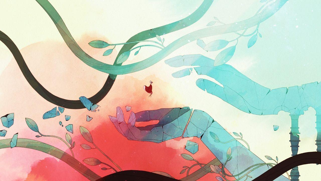 GRIS, el laureado título español, debutará en formato físico para Switch el 1 de octubre