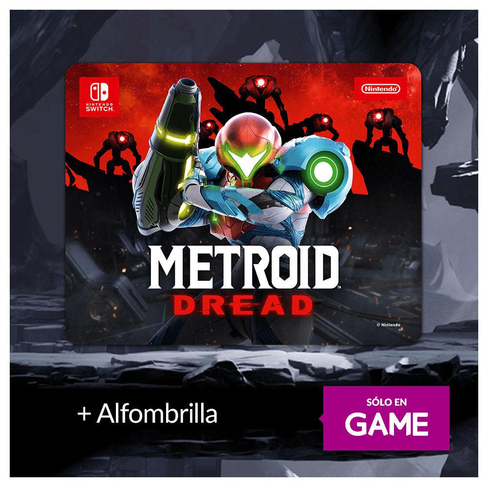 GAME España anuncia los incentivos de la reserva de Metroid Dread